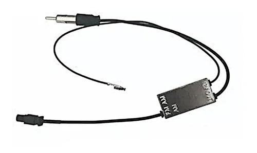Plug Adaptador De Antena Amplificada Citroen C3 C4