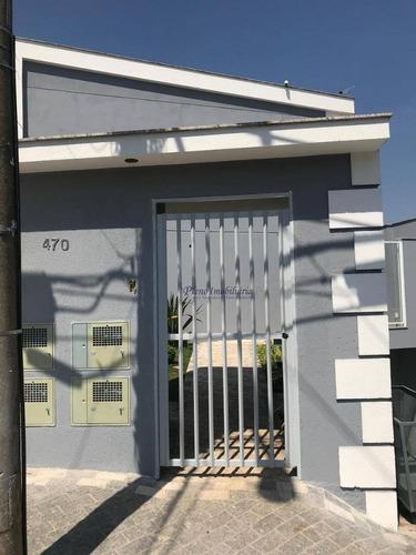 Sobrado Com 3 Dormitórios À Venda, 84 M² Por R$ 550.000,00 - Parada Inglesa - São Paulo/sp - So0351