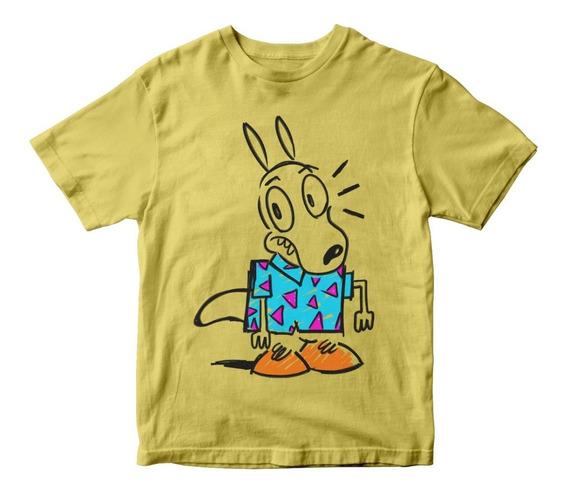Nostalgia Shirts- Rocko