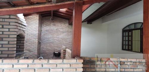 Casa Para Venda Em Mogi Das Cruzes, Santo Angelo - 3461_1-1402168