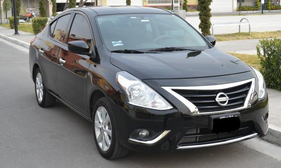 Nissan Versa Advance 2018 1.6 Mt