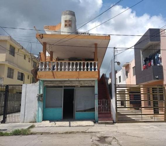 Casa En Venta En Tampico, Tam. Col. Tamaulipas ** Oferta Única **