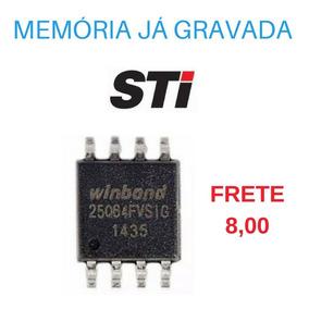 Memoria Já Gravada Tv Sti Semp Toshiba Dl3270(a)w