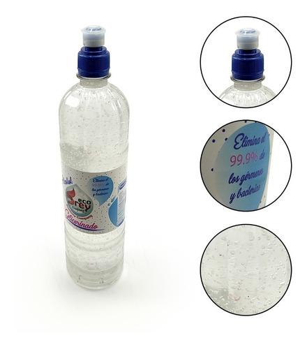 Gel Desinfectante Antibacterial De 1 Lit - mL a $18