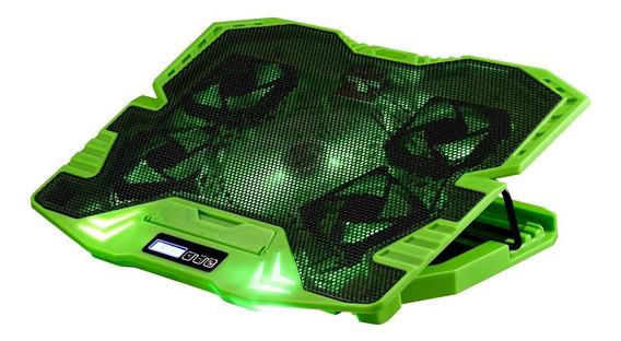 Suporte Base Notebook Cooler Netbook Usb Exaustor Ar Quente
