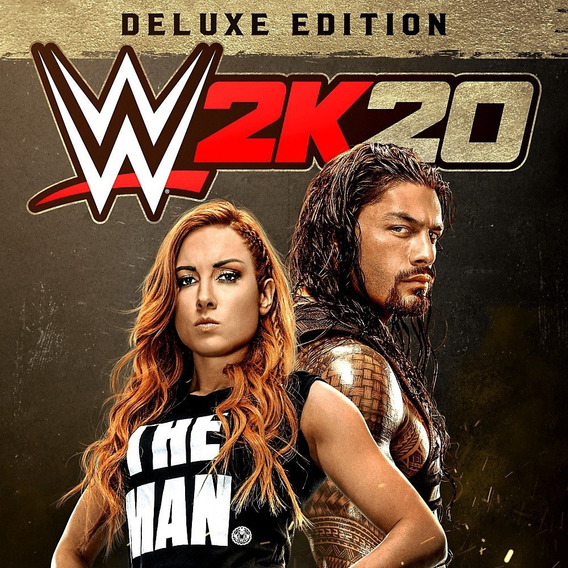 Wwe 2k20: Deluxe Edition + 7 Dlcs Pc