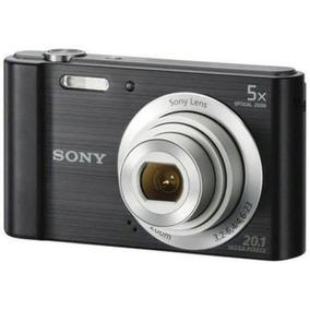 Câmera Digital Sony Cyber-shot Dsc-w800 20.1mp 2.7