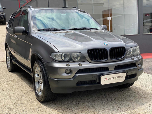 Bmw X5 4.4 Security