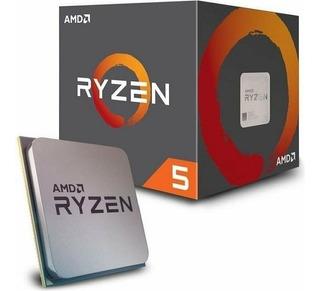 Proc. Amd Ryzen 5 2600 ( Yd2600bbafbox ) 3.4ghz-19.0mb | Am4