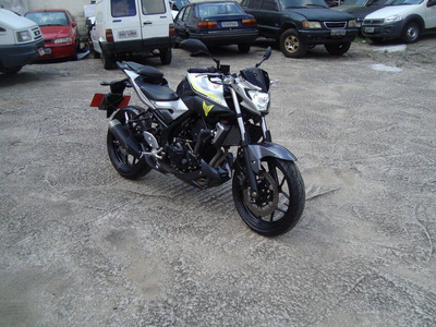 Yamaha Mt 03 2018 Abs 11800 Km
