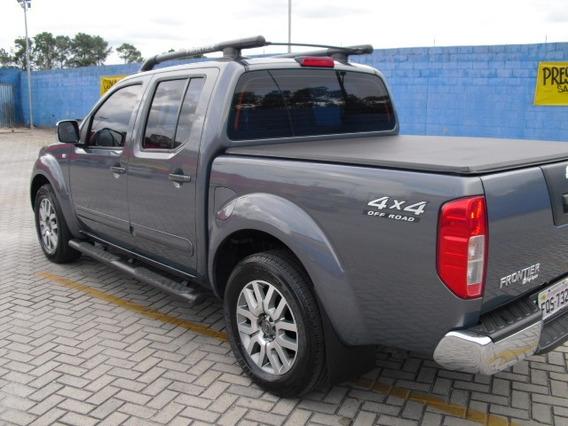 Frontier Sl Aut 2015 4x4 Turbo Diesel Top Troca E Financia