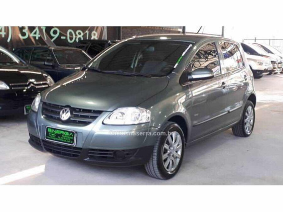 Volkswagen Fox 1.0 Vht Plus Total Flex 5p 2010