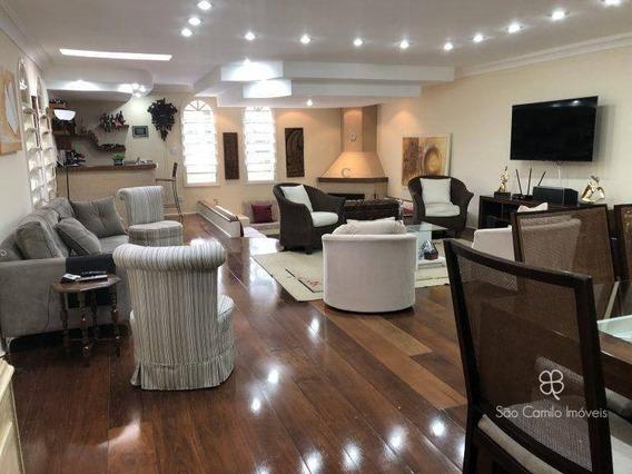 Chácara Com 4 Dormitórios À Venda, 8862 M² Por R$ 3.500.000 - Colina (caucaia Do Alto) - Cotia/sp - Ch0004