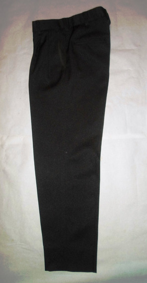 Pantalón De Gabardina Para Adolescentes Talla 28