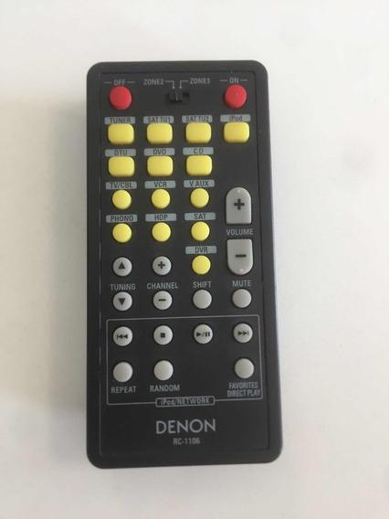 Controle Remoto Denon Rc1106