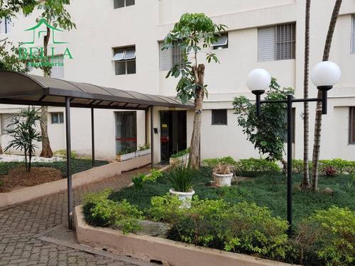 Apartamento Residencial Para Locação, Vila Jaraguá, São Paulo. - Ap0206
