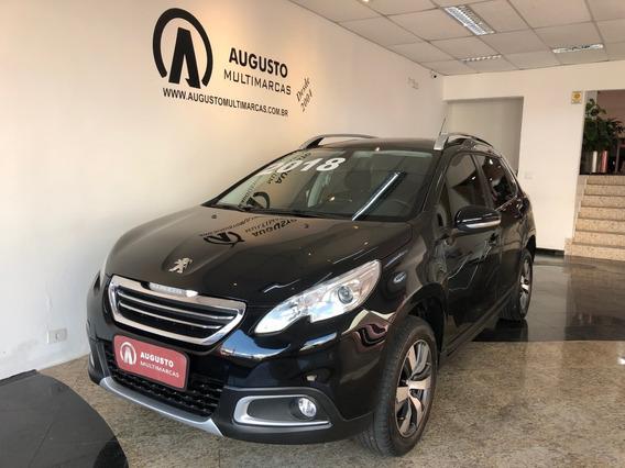 Peugeot 2008 Griffe 1.6 16v (aut) (flex) 2018