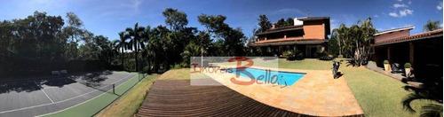 Chácara À Venda, 3300 M² Por R$ 3.000.000,00 - Parque Da Fazenda - Itatiba/sp - Ch0322