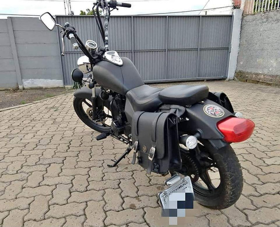 Custom Dafra Kansas 150cc