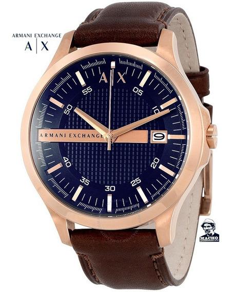 Reloj Armani Exchange Ax2172 En Stock Original Garantía Caja