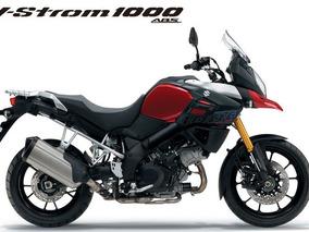 Suzuki Vstrom 1000a 2016
