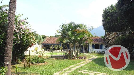 Sítio Com 4 Dormitórios À Venda, 2000 M² Por R$ 650.000,00 - Vale Da Figueira (ponta Negra) - Maricá/rj - Si0003