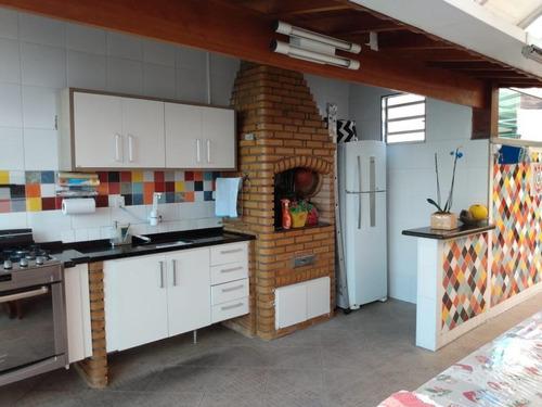 Cobertura Com 3 Dormitórios À Venda, 188 M² Por R$ 600.000 - Parque Das Nações - Santo André/sp - Co1331
