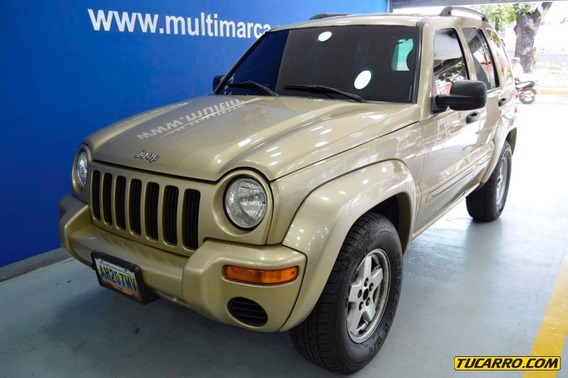 Jeep Cherokee Liberty - Automática