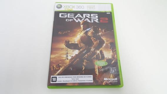 Jogo Gears Of War 2 - Xbox 360 - Original