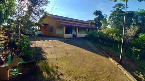 Ótima Oportunidade Para Quem Busca Uma Casa De Campo Simples Na Região Do Circuito Das Águas. - Ch0002