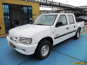 Chevrolet Luv Doblecabina 2500cc Mt 4x2