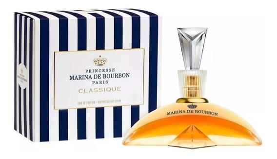 Perfume Marina De Bourbon Princesse 100ml Original