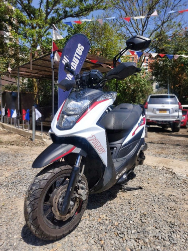 Kymco Agility All New 2020 At 20.000km Blanca