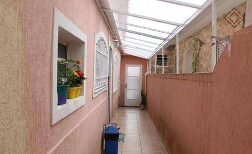 Sobrado Com 3 Dormitórios À Venda, 126 M² Por R$ 600.000,00 - Butantã - São Paulo/sp - So8431