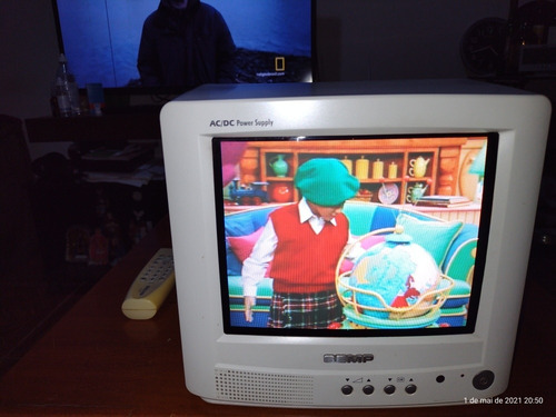 Tvmonitor 10 Pol Semp Toshiba 1033 Controle 12 24 Volts