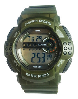 Reloj Hombre Boy London Digital 7319 Agente Oficial