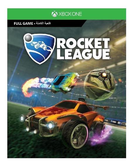 Rocket League - Xbox One - Mídia Digital - Original