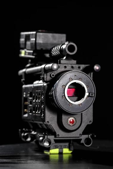 Red One 4.6k Camera Cinematográfica Digital