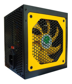 Fonte Atx 500w Real Gamer Casemall Total Power W Silenciosa