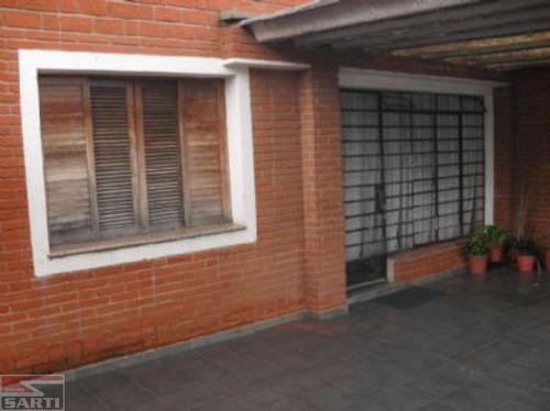 Térrea , Amplos Dormitórios, Local Nobre Do Bairro Da  Água Fria - St1158