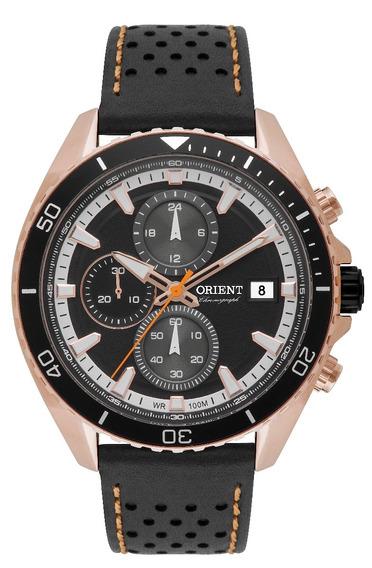 * Relógio Orient, Masculino, Rosê, Mrscc012, Frete Grátis