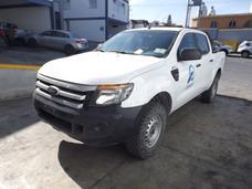 Pick Up Ford Ranger Crew Cab Xl A/a Modelo 2014