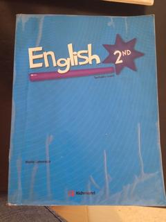 Libro English 2 Año Richmond