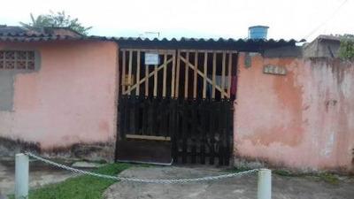 Casa Com 2 Quartos Em Itanhaém-sp - 4816/p