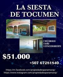 Vendo Casa Espectacular En La Siesta De Tocumen