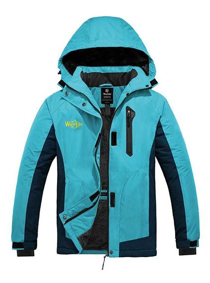 Chamarra Parka Alpina Termica Nieve Frio Xtremo Ski Nordica