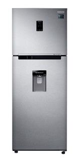 Heladera inverter no frost Samsung RT38K5932SL inox con freezer 382L