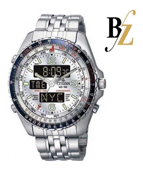 Relógio Citizen Promaster Wingman Masculino Vi Tz10075q