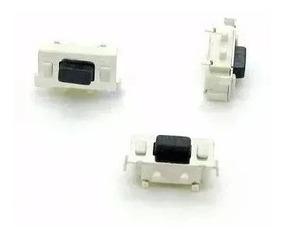 Botão Liga Power Ou Volume 4mm Tablet Cce Tr91