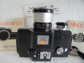 Câmera Minolta 110 Zoom Slr